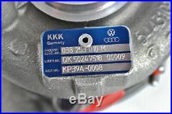 038253010M Neuf Original VW Polo 9N Skoda Etc. 1.9 Tdi Axr 74 Kw Kkk Turbo