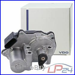 1x Vdo Élement D'ajustage Volet Inverseur Audi A6 4f C6 04-11 A5 8t 2.0 Tdi