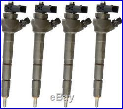 4X Injecteur 2.0 Tdi 0445110368 Audi A3 A4 A6 Tt 0445110369