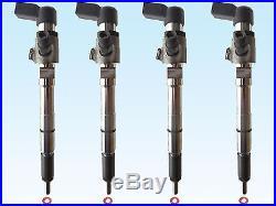 4 injecteurs 03L130277B injecteur audi seat skoda vw 1.6 TDI A2C59513554