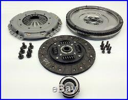 4 pièces embrayage + Volant moteur fixe rigide Audi VW 1,6 1,9 Tdi 038105264D