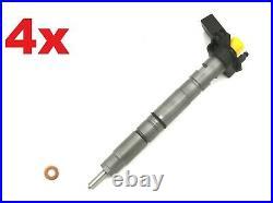 4x Audi VW Seat Skoda 2.0 Tdi Injecteur Bosch 0445116030 03L130855X