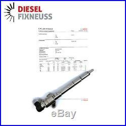 4x Injecteur 03L130277B Siemens VW Moteur CAYA 1,6 TDI Continental CAYB Audi