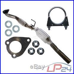 Catalyseur +kit D'assemblage Seat Leon 1m Toledo 2 II 1m 1.9 Tdi 1999-06