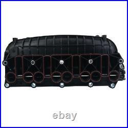 Collecteur d'admission avec / soupape de vide pour VW Audi Seat Skoda 2.0 TDI