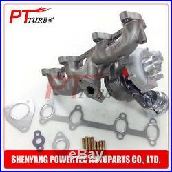 Complete turbocharger GT1749V 713673 turbo Audi A3 1.9 TDI 2000-2003 038253019N