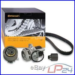 Contitech Kit De Distribution Audi A4 B6 8e 1.9 Tdi 00-04