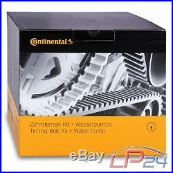 Contitech Kit De Distribution + Pompe Eau Vw Passat 3c 1.9 Tdi