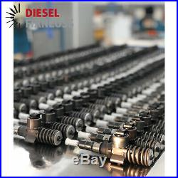 Diesel INJECTEUR 0414720404 VW Seat Audi Skoda 2,0 TDI BKD 03G130073G GX