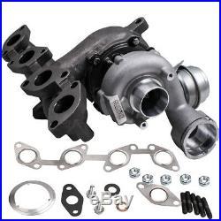 For Audi A3 Skoda Octavia 2.0TDI 8P/PA 724930 103 kW 140HP BKD AZV Turbo +joints