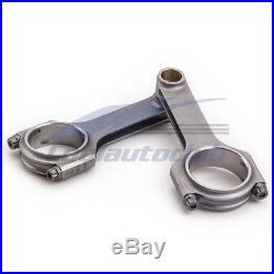 Forged H faisceau bielles pour Audi VW TDI PD130 PD140 PD150 PD170 1.9 2.0 TUV