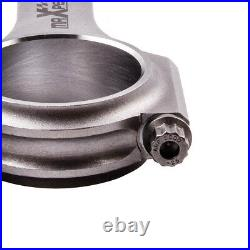 H Beam Bielles pour Audi VW TDI PD130 PD140 PD150 PD170 1.9 2.0 ARP bolt TÜV