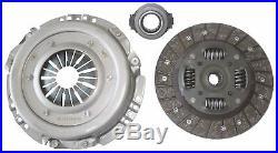 Kit Embrayage Vw Audi Seat Skoda Mot. 1.8tfsi / 2.0tfsi / 2.0tdi / S3 / 1.8tsi