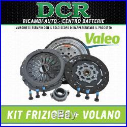 Kit Embrayage et Volant D'Inertie Valeo 837397 Seat Leon (1P1) 2.0 Tdi 170CV