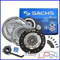 Kit Sachs D'embrayage+volant Bimasse Skoda Fabia 1 6y 1.9 Tdi Rs 03-08