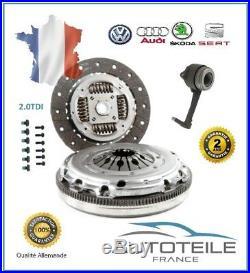 Kit d'embrayage rigide + Butée VW GOLF 5 (1K) 2.0TDI de 10/2003 à 07/2009 835153