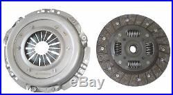 Kit embrayage Groupe VW (VW / Audi / Seat / Skoda) Mot. 1.8T / 1.9TDI