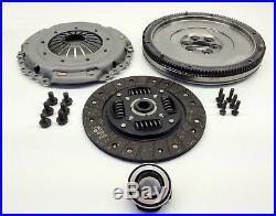 Kit embrayage + Volant moteur fixe rigide A3 Golf 4 Polo 1,6 1,9 Tdi 038105264D