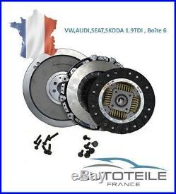 Kit embrayage rigide SEAT IBIZA IV 1.9TDI de 02/2002 à 11/2009, Boîte 6 835050