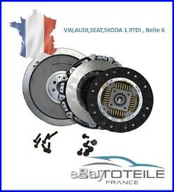 Kit embrayage rigide SEAT LEON (1M1) 1.9TDI de 11/1999 à 06/2006, Boîte 6 835050