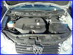 Moteur BLT 1.9 TDI 130KM Seat Ibiza VW Polo Skoda Fabia 206tkm
