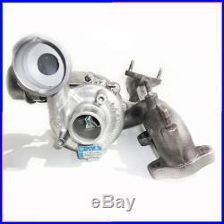 Neuf Turbo Chargeur pour VOLKSWAGEN TOURAN 2 1.9 TDI 54399500011, 5439-990-0022
