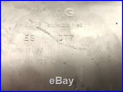 Original Filtres à Particules Diesel FAP OE6RO181AA, 6RO131723G, 6RO166AA Cfwa