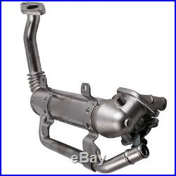 Pour VW CADDY JETTA MK3 EOS GOLF PASSAT POLO TOURAN TDI 01-11 vanne EGR Cooler
