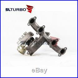 SL TURBO turbocharger GT1749V 713672 Seat Leon Toledo 1.9 TDI ALH AHF 90/110 CV
