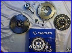 Sachs Embrayage Volant Cylindre Pour Audi A3 1.9 Tdi Asz Moteur Code 130 Bhp