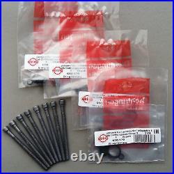 Siemens Injecteur Joint Kits de Réparation + 8 Vis/Vis 2.0TDI Audi VW Seat Skoda