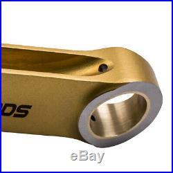 Titanizing Connecting Rods H faisceau Bielles pour VW 1.9 TDI PD130 PD150 TUV