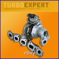 Turbo Audi VW Seat Skoda 2.0 Tdi 135KW 184PS Cuna Cupa 04L253010H, 821866