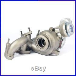 Turbo Chargeur pour AUDI A3 2.0 TDI 136 cv 724930-0001, 03g253010j, 03g253019a