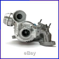 Turbo Chargeur pour SEAT ALTEA 2.0 TDI 136 140cv 756062-1, 756062-2, 756062-3