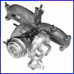 Turbo Chargeur pour Seat Cordoba 1.9 TDI 100cv 713672-3, 713672-4, 713673-0004