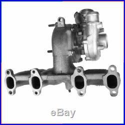 Turbo Turbocompresseur pour Audi A3 1.9 TDI 100 cv KP39-006 KP39-017 KP39-0006