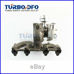 Turbocompresseur AUY AJM 115 PS Turbo Audi A3 Skoda Octavia 1.9 TDI 454232-2