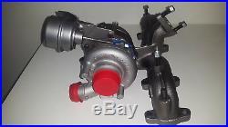 Turbocompresseur GARRETT REMAN AUDI SEAT SKODA VW 1.9TDI 90-110CV NEUF