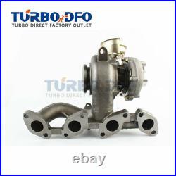 Turbocompresseur GT1749V for Audi A3 2.0 TDI 8P/PA BKD AZV 140 PS Turbo 724930-9