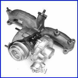 Turbocompresseur pour AUDI, FORD, SEAT, SKODA, VOLKSWAGEN 1.9 TDi 90 cv