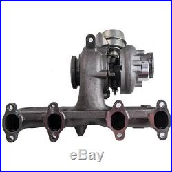 Turbocompresseur pour a3 8p vw 038253014g 038253016r 1.9 tdi 66kw 77kw 74kw