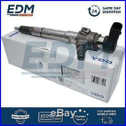 VDO Fuel injecteur pour Audi Seat Skoda VW 1.6 TDI 03L130277S 03L130277B Genuine