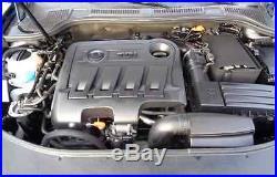 VW Audi Skoda Passat 3C Golf 6 Superb 2.0 TDI CFG 125KW Moteur À carreaux 132Tkm