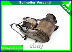 VW Golf 7 VII des Filtres A Particules de Suie Catalyseur FAP 04L131723M 1.6 Tdi