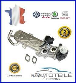 Vanne EGR pour SEAT Leon (1P) 1.6Tdi, 2.0Tdi de 02/2010 à Aujourd'hui